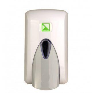 Настенный диспенсер для гигиенического дозирования мыла