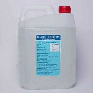Перекись водорода (пергидроль) (35%), кан. 5 кг